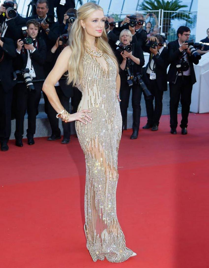 Celebs At amfAR Cannes 2015 Photos