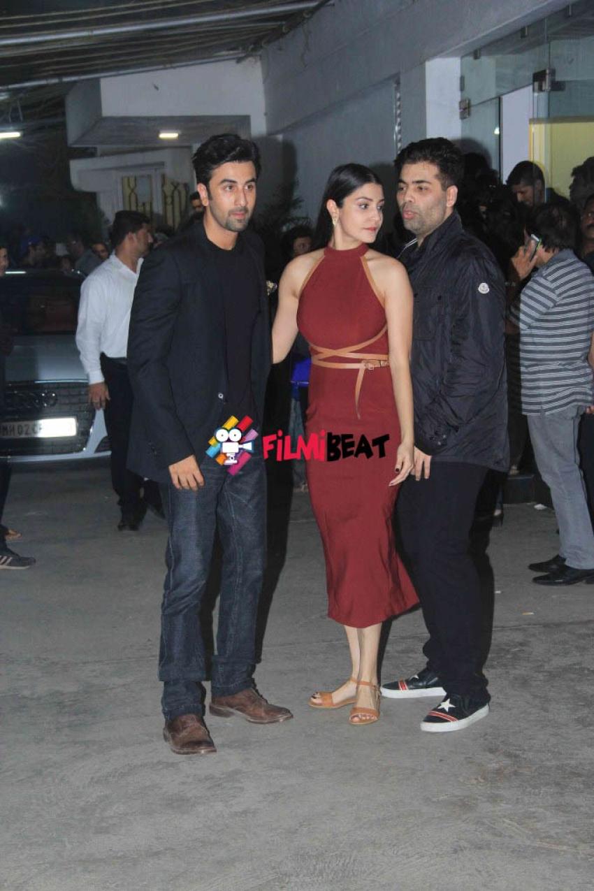 Bombay Velvet Special Screening Photos