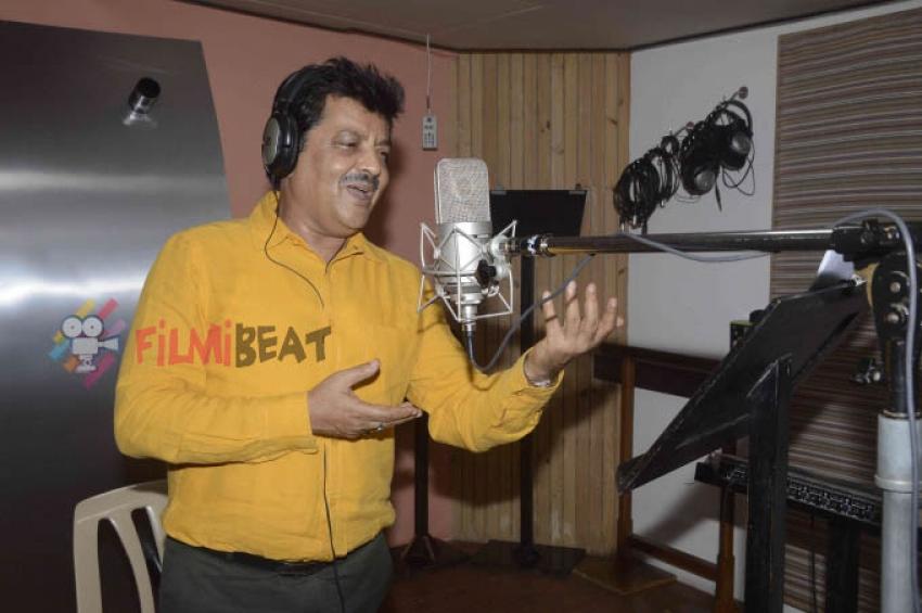 Song Recording Of Film ANNA Photos