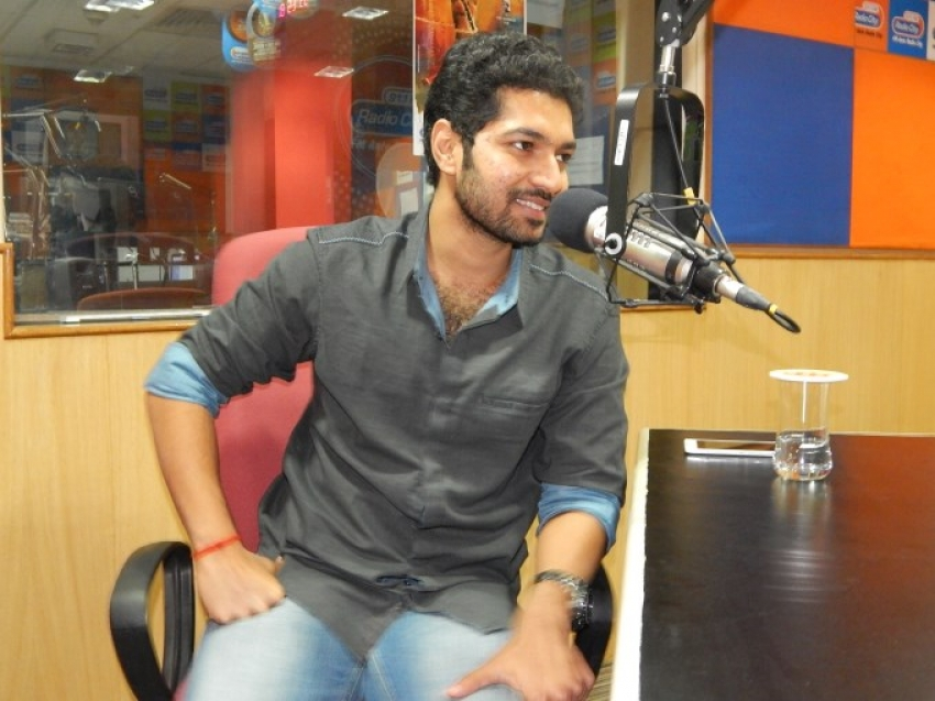 Actor Karthik At Radio City 91.1 FM Photos