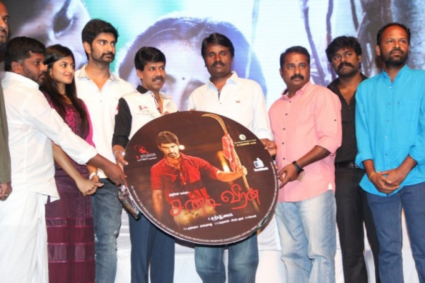 Chandi Veeran Audio Launch Photos