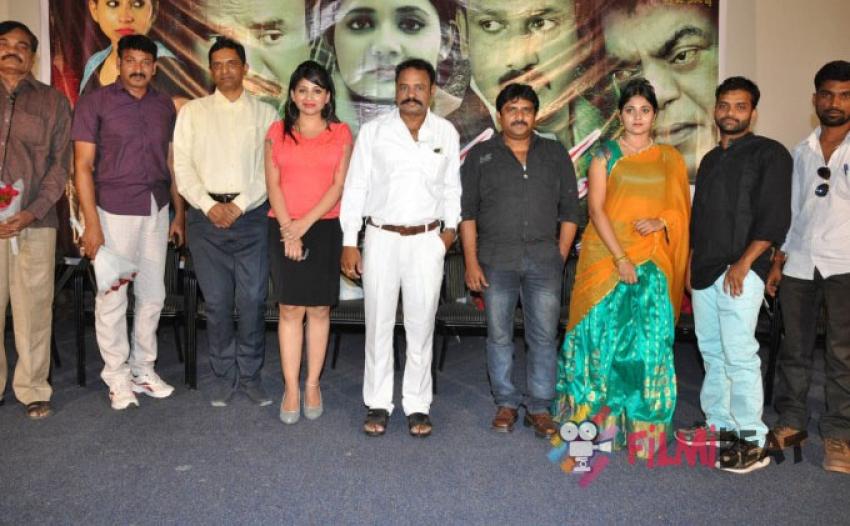 Andala Chandamama Press Meet Photos
