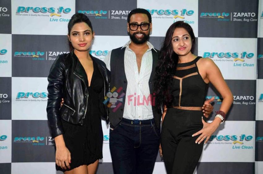 Pressto Zapato Store Launch Photos