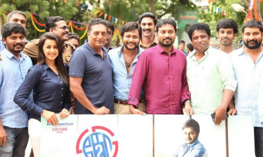 Ko 2 Movie Motion Poster Launch Photos