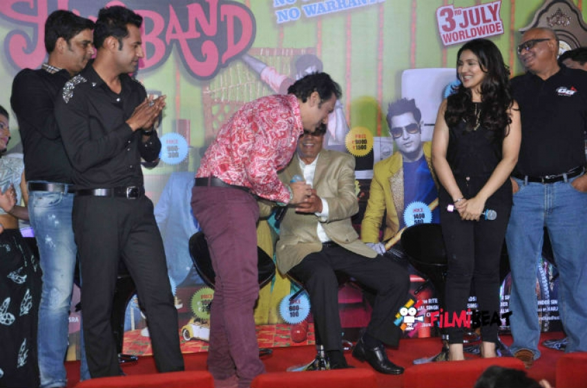 Dharmendra & Govinda Launch The First Look & Trailer Of 'Second Hand Husband' Photos