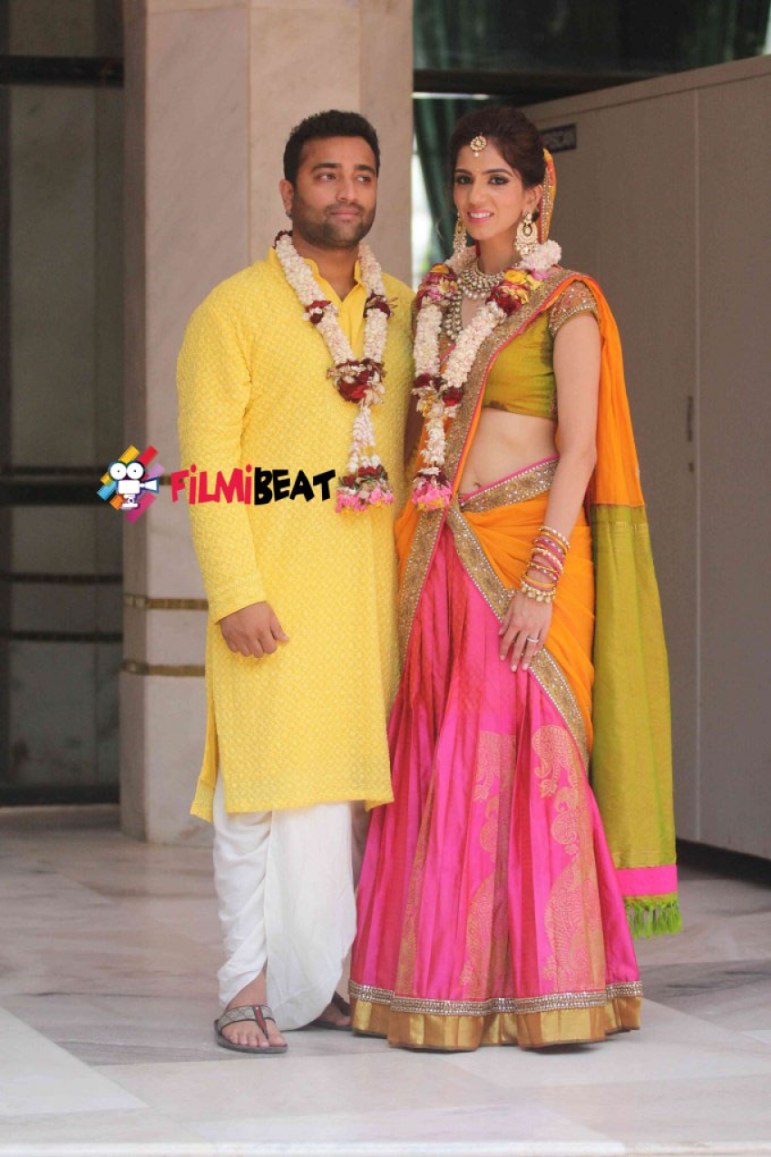 Dhruv Mehra and Nishka Lulla's Wedding Photos