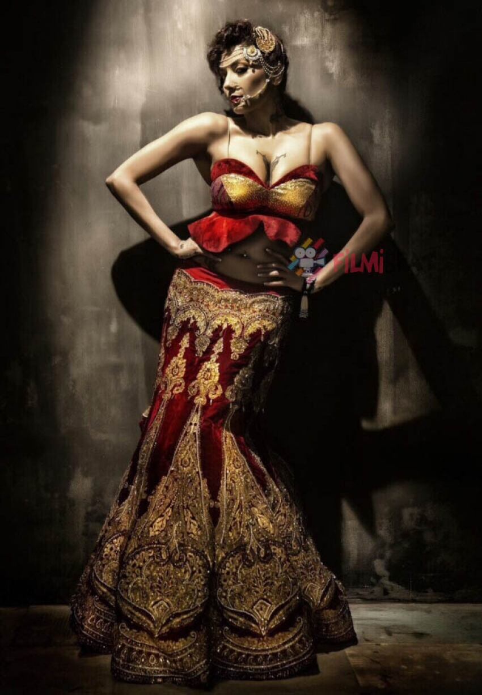 Fashion Designer Rohit Verma Bridal Collection Photos Filmibeat