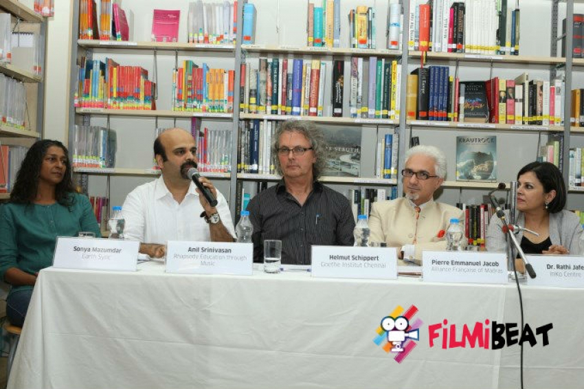 Fete De La Musique Press Meet Photos