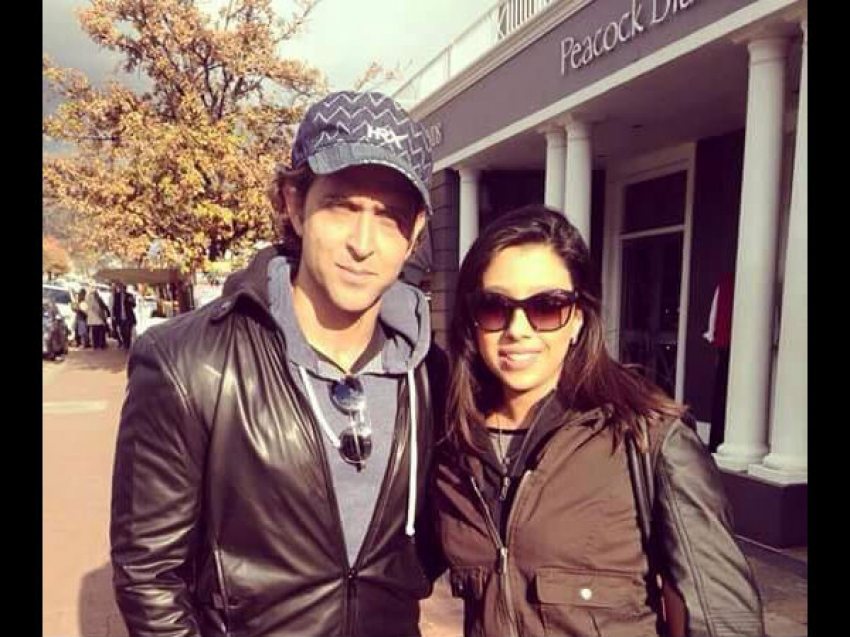 Hrithik Roshan Holidaying In South Africa With Kids Photos