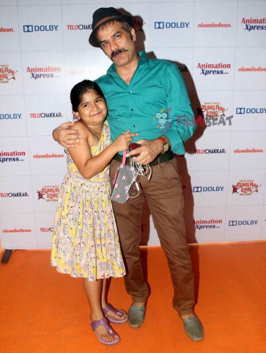 Motu Patlu Film Special Screening Photos