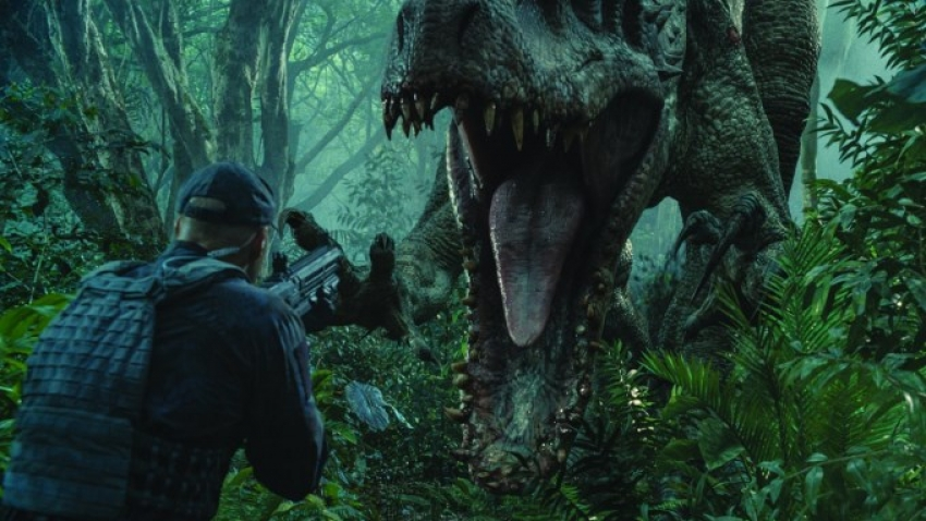 Jurassic World Photos