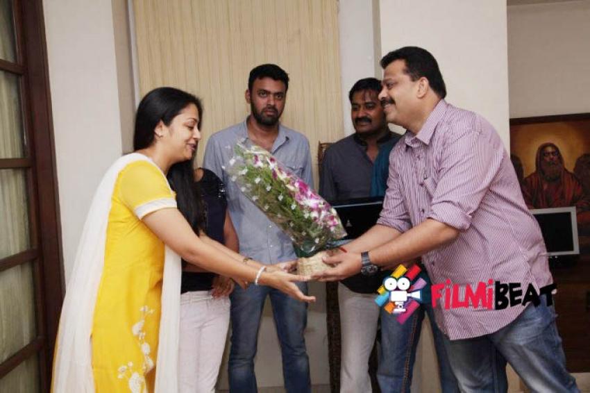 Jyothika Launches Uppukaruvadu Teaser Photos