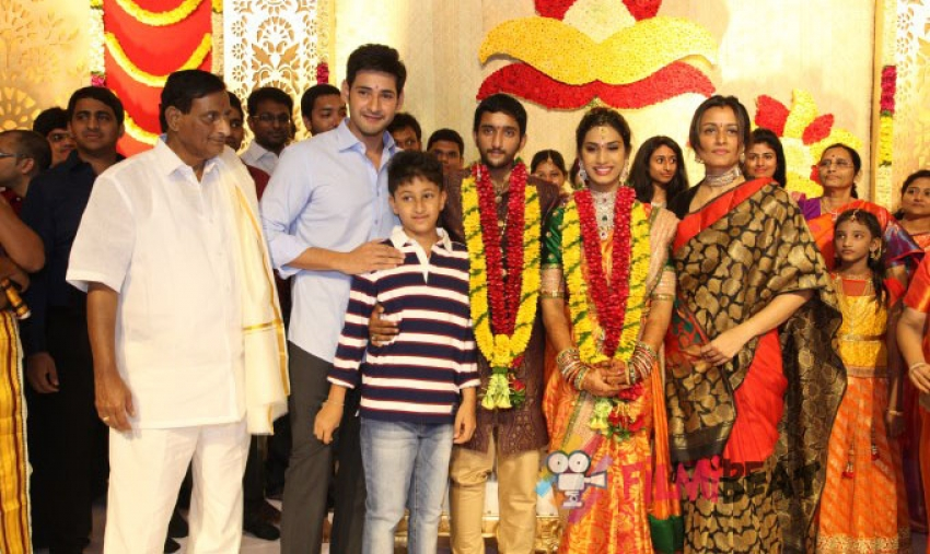 Mahesh Babu Cousin Sai Raghava Ratna Babu Engagement Photos