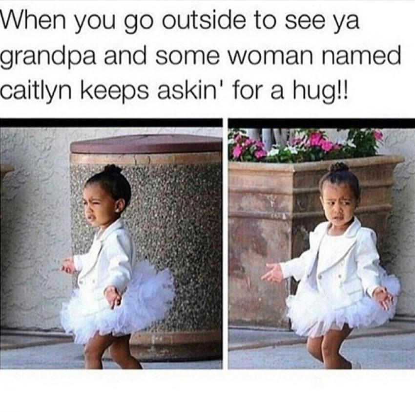 Memes Of Caitlyn Jenner Vanity Fair Photoshoot Photos