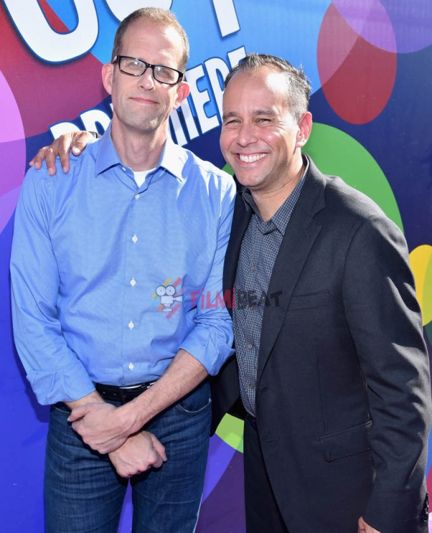 Disney Pixars Inside Out Have A Smashingly Fun Premiere In Los Angeles Photos