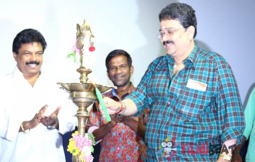 Saanthan Audio Launch Photos