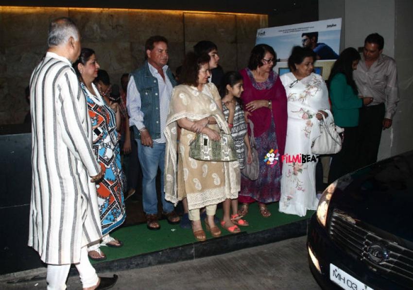 Dil Dhadakne Do Special Screening Photos