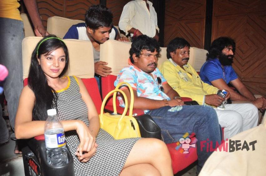 Singham 123 Team At Bramaramba Theatre Photos