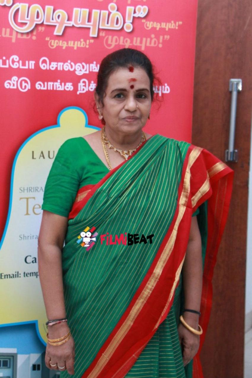 Soppana Vaazhvil Stage Show Press Meet Photos