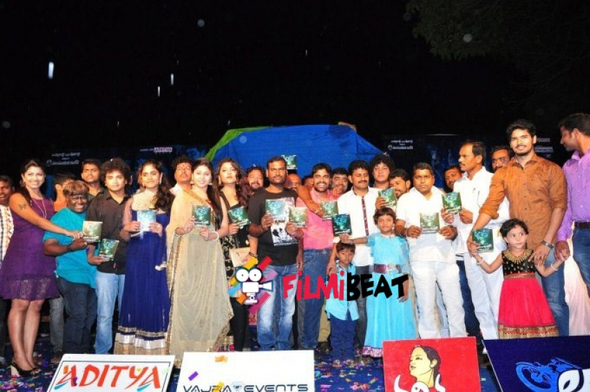 Audio Launch Of Sahasam Seyara Dimbhaka Photos