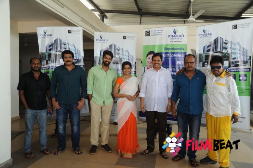 Tripura Movie Trailer Launch Stills Photos