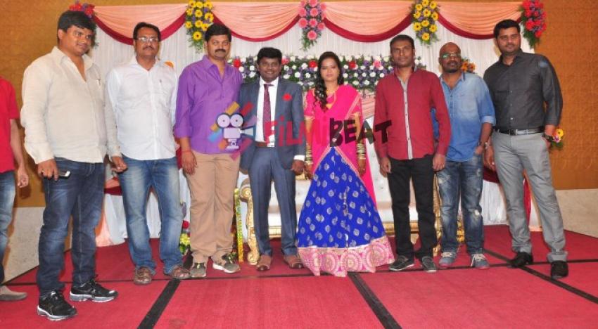 Thagubothu Ramesh Wedding Reception Photos