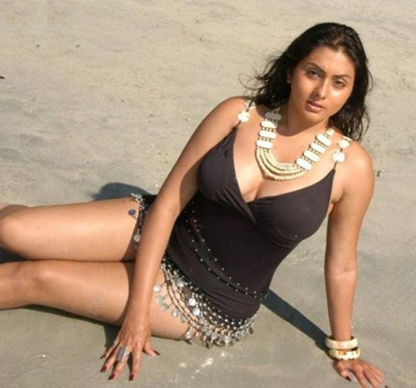 Unseen Pics Of South Indian Actress In Bikini Photos