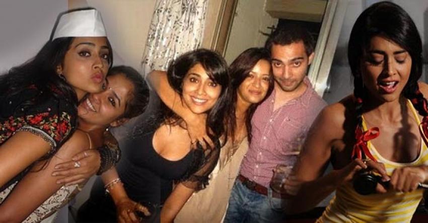 Unseen Pictures Of Actress Shriya Saran Photos