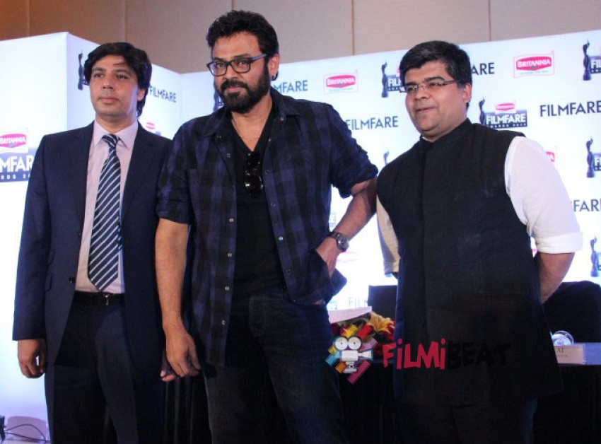 62nd Britannia Filmfare Awards 2014 Press Meet Photos