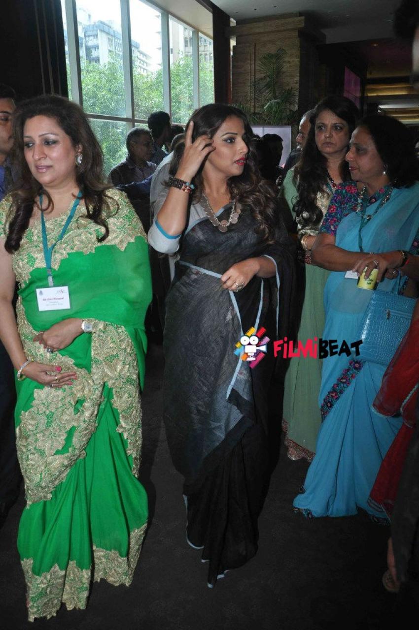 Vidya Balan At IMC Women's Wing Interaction Photos