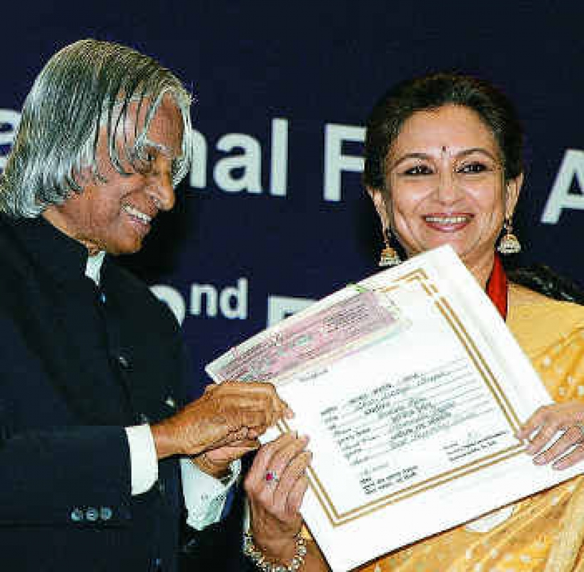 Unseen Photos Of A.P.J. Abdul Kalam With Celebrities Photos