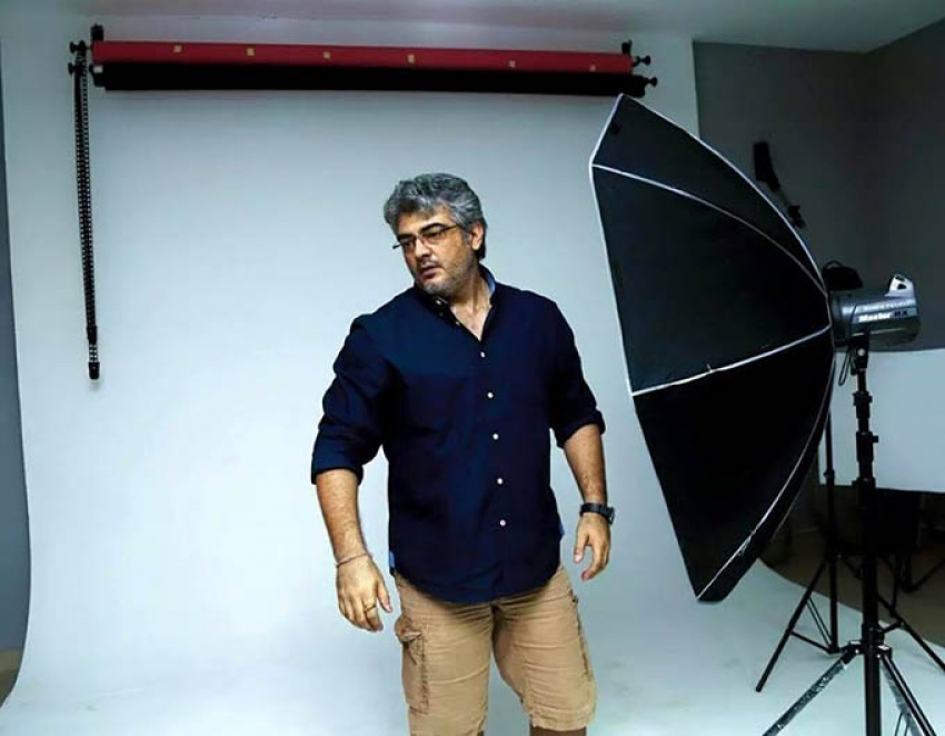 Ajith Photoshoot With Appukutty (Siva Balan) Photos