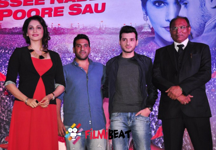 Announcement Of Film Hasee Nabey Poore Sau Photos