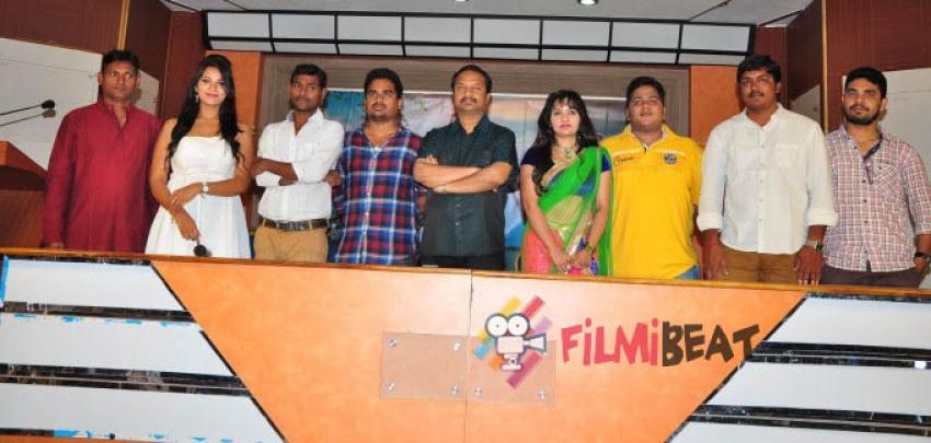 B Tech Babulu Press Meet Photos