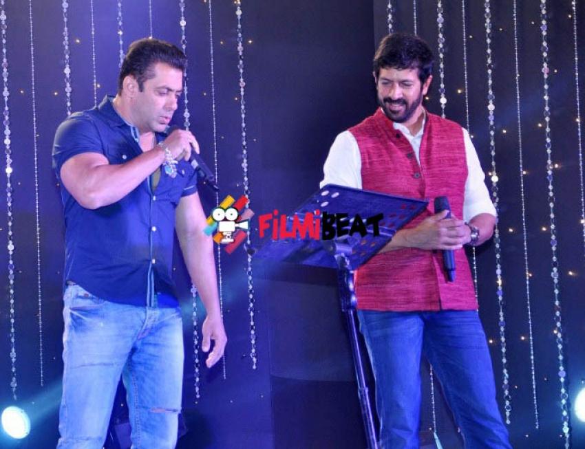 Bajrangi Bhaijaan's Eid Special Song - Aaj Ki Party Meri Taraf Se Photos