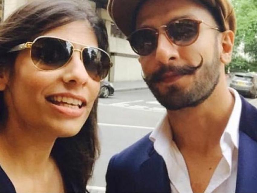 Deepika Padukone & Ranveer Singh Holiday in London Photos