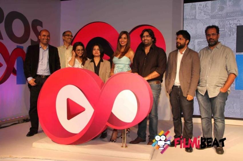 Eros International Launches Eros Now Photos