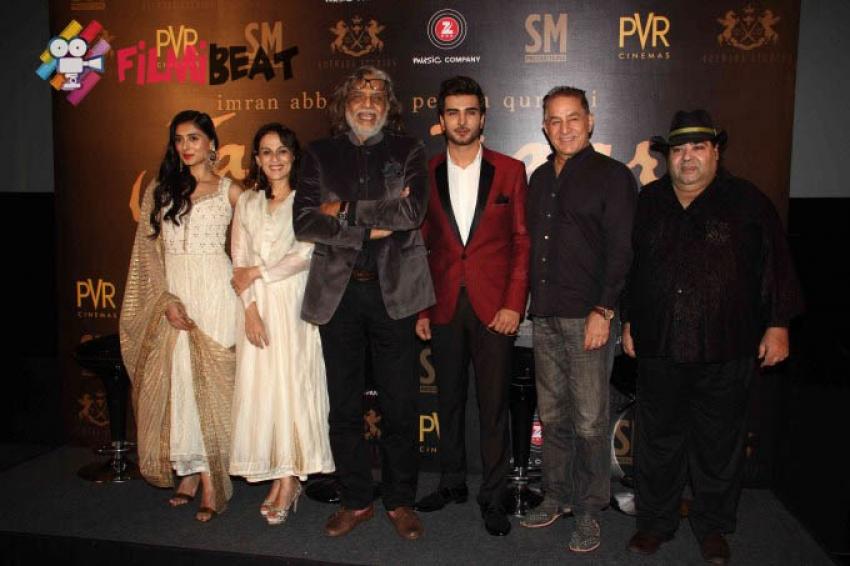 First Look Launch Of Film Jaanisaar Photos