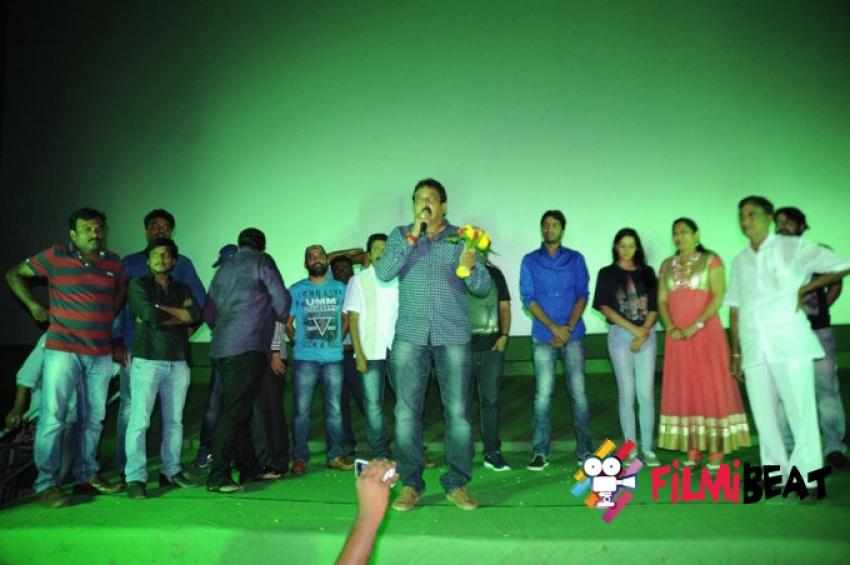 James Bond Success Tour At Guntur And Vijayawada Photos