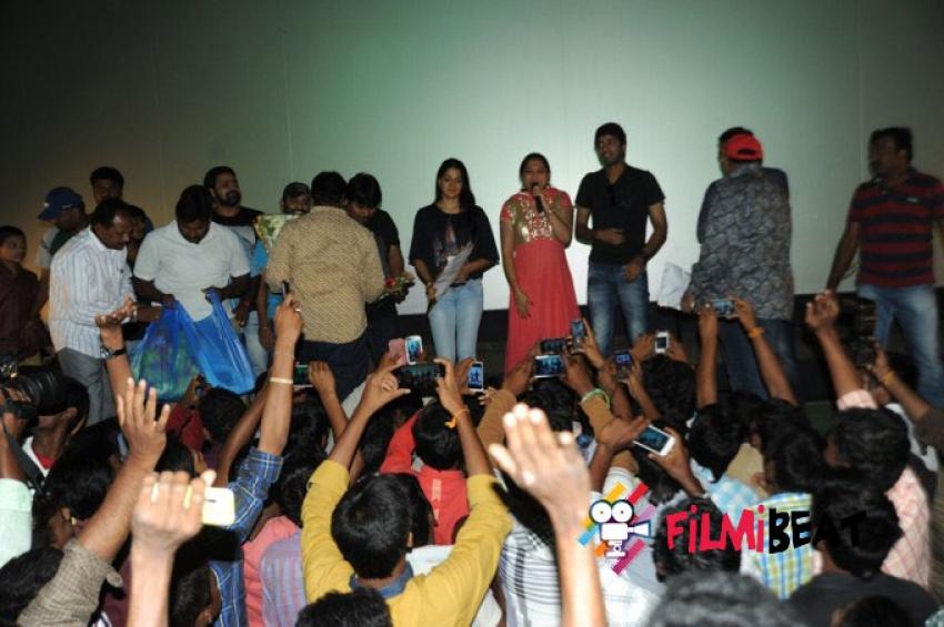James Bond Success Tour At Kakinada And Rajahmundry Photos