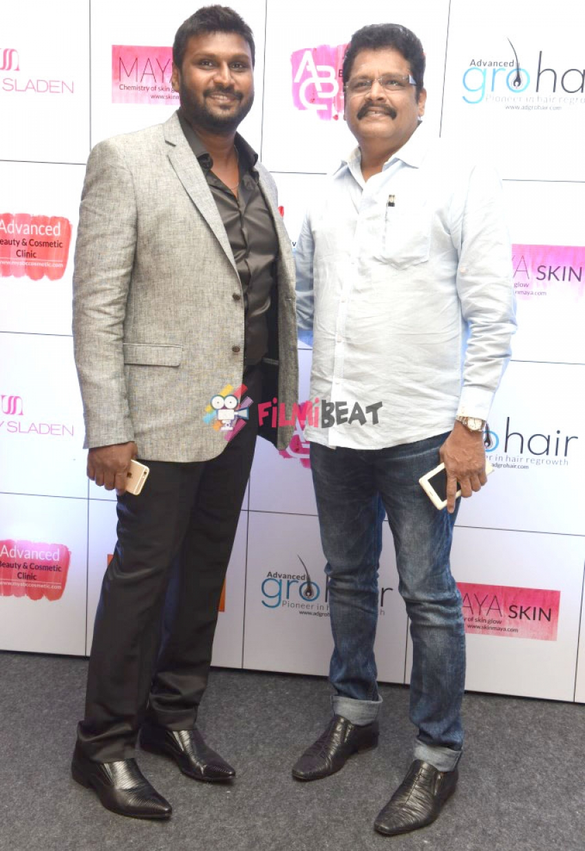 Celebs At Advanced Beauty And Cosmetic Clinic Launch Photos