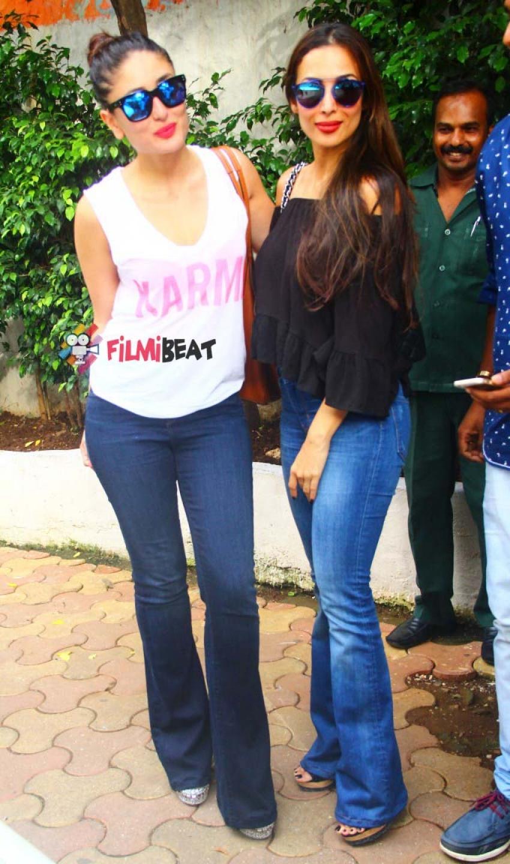Kareena Kapoor Weekend Brunch With Malaika & Amrita Arora Photos