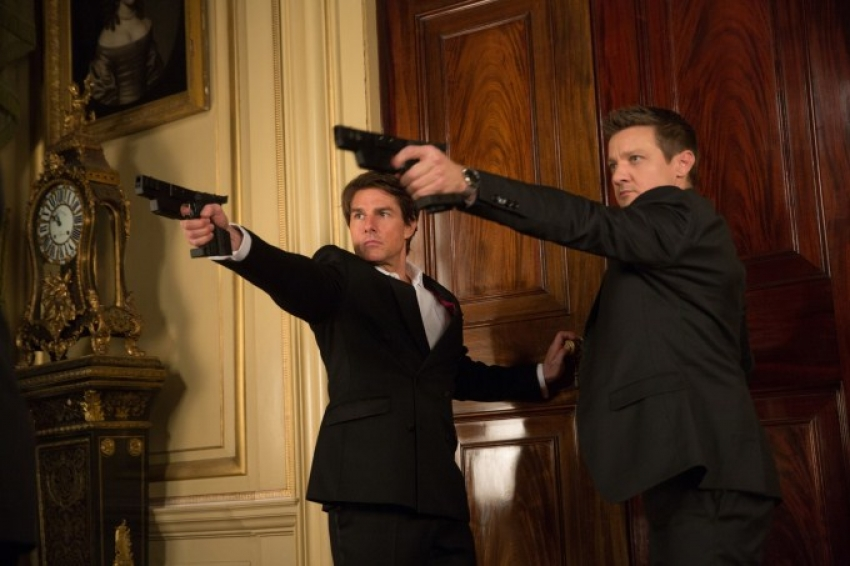 Mission: Impossible 5 Photos