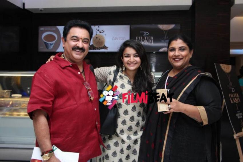 Papanasam Movie Special Show Screening Photos