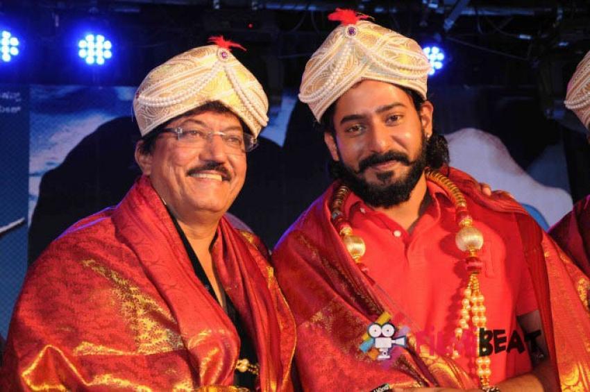 Arjuna Audio Release Photos