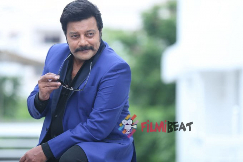 Sai Kumar (Kannada Actor) Photos