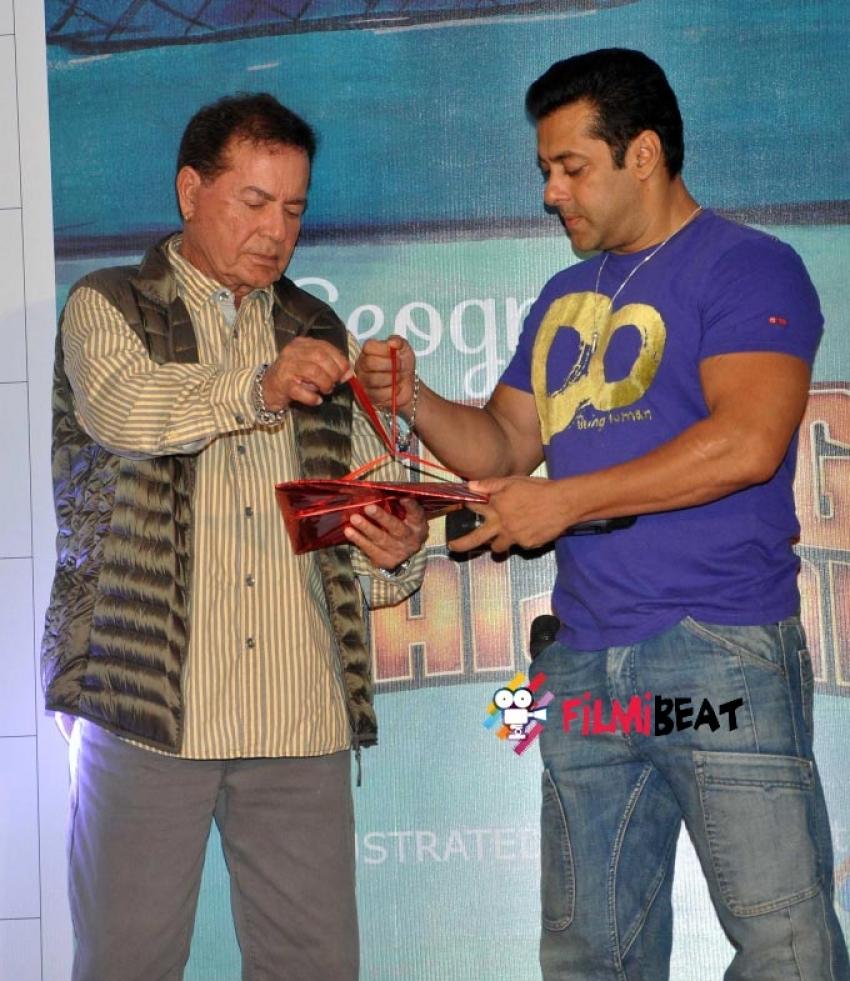 Bajrangi Bhaijaan Book Launch Photos