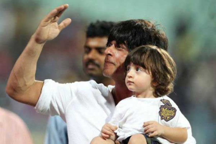 Image result for shahrukh baby