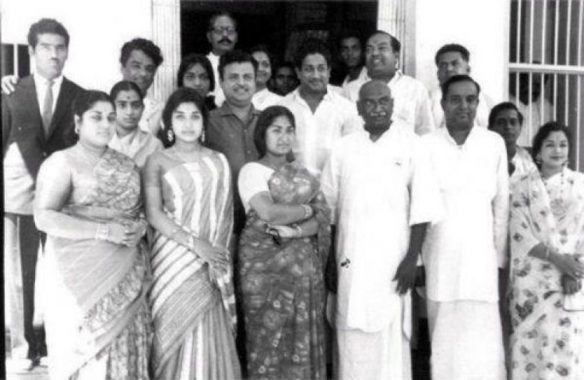 Kadhal Mannan Gemini Ganesan Fascinating Facts About The: Rare Pictures Of Tamil Movie Industry Photos