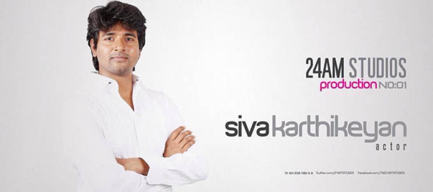 Sivakarthikeyan Next Movie Launch Photos